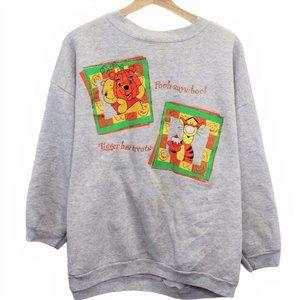 D119 Vintage Disney Winnie the Pooh Tigger Crewnec